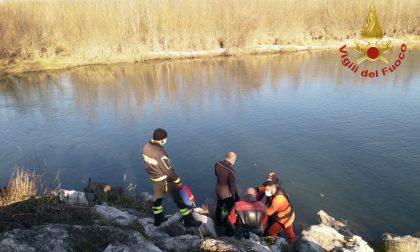 Scomparsa Filippo Incarbone, le foto delle ricerche del corpo nel Ticino