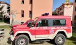 Cedimento in palazzina di via De Motis, 44 persone hanno passato la notte fuori casa