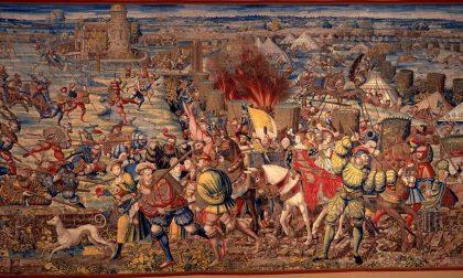 Pavia, Febbraio 1525. Cronache di vita quotidiana durante l'assedio