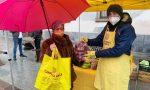 Spesa sospesa, i vigevanesi donano due quintali e mezzo di cibo