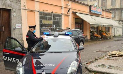 Tenta la spaccata al negozio di frutta, denunciato 30enne vogherese