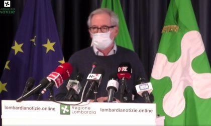 In Lombardia cambia il piano vaccinale: tutte le dosi sui Comuni in zona arancione