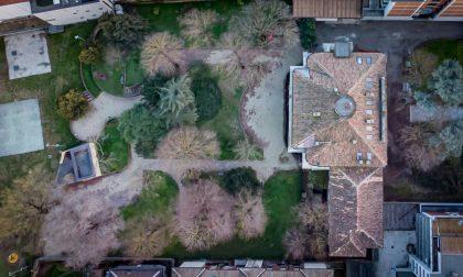 A Broni iniziati i lavori di recupero di Villa Nuova Italia