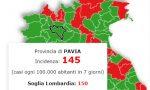 In Lombardia la situazione peggiora ma Pavia resta (di poco) sotto la soglia critica