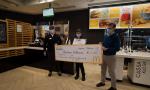 A Voghera McDonald's premia con una borsa di studio una giovane dipendente