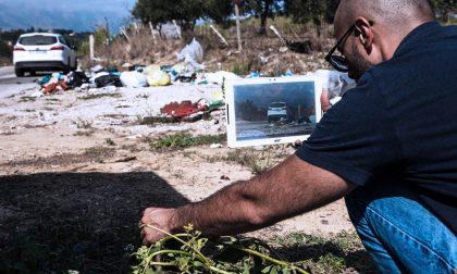 Pugno duro della Polizia Locale contro l'abbandono dei rifiuti
