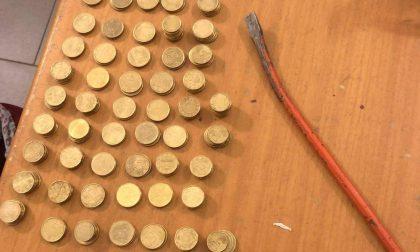 Ladro di monete alle macchinette del Collegio Universitario: beccato con 51euro di refurtiva