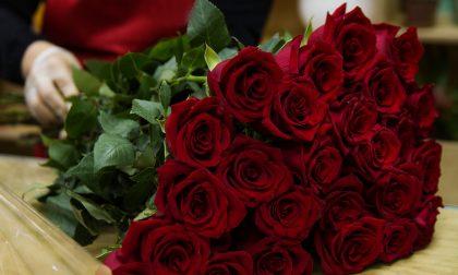 """San Valentino: a Pavia bastano 20 euro per dire """"Ti Amo"""" con un mazzo di fiori"""