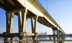Da oggi chiude (in orario notturno) il ponte sul Po di Pieve Porto Morone