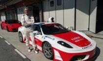 Addio a Gian Luca Bozzola, il vigile di Voghera con la passione per i motori