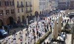 """Dopo un anno di Dad a Pavia gli universitari scendono in piazza: """"Noi dimenticati"""""""