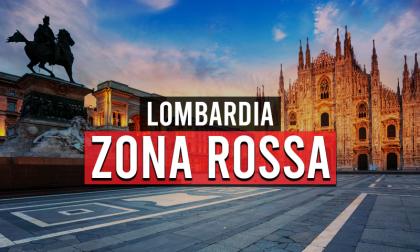 La Lombardia resterà zona rossa fino a Pasqua