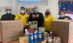 Pacchi alimentari Coldiretti in dono anche alle famiglie in difficoltà di Mede