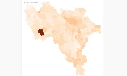 Quanti sono i vaccinati in provincia di Pavia? I numeri Comune per Comune nella MAPPA INTERATTIVA