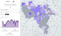 Macché zona rossa come un anno fa: a Pavia spostamenti su del 336% rispetto al 2020