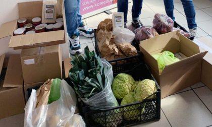 Festa della donna, donati 300 chili di prodotti alimentari ai Centri Antiviolenza di Pavia, Vigevano e Voghera