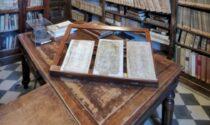 Ritrovato nella biblioteca del Collegio Ghislieri un manoscritto trecentesco della Divina Commedia