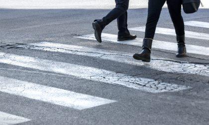"""""""Mattonelle"""" a led negli attraversamenti pedonali: più sicurezza nelle strade di Broni"""