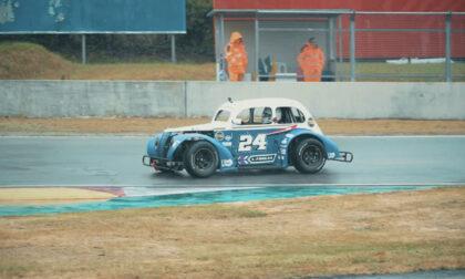 Legend Cars: il Toscano Racing chiude nei primi quindici