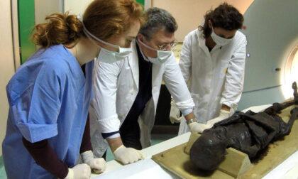 Alla scoperta delle mummie custodite nel Museo di Archeologia di Pavia
