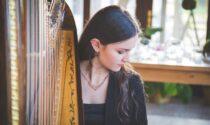 Una musicista pavese suona al Brixen Classics, Alice Vecchio sul palco con star mondiali