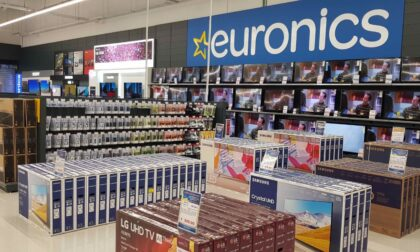 Nova-Euronics: accordo per acquisizione di quattro negozi ex-Galimberti, già riaperto il punto vendita di Pavia