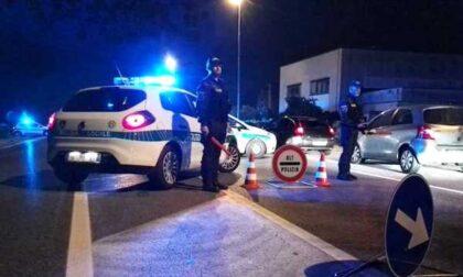 Inseguimento e fuga sulla Vigevanese: ladro causa incidente poi scappa