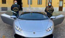 Mafia del carburante: sequestrate una Lamborghini Huracan e una Jeep Wrangler