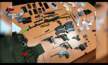 Maxi blitz contro narcos e spacciatori: 37 arresti, anche in provincia di Pavia