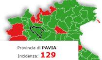 Domani l'ufficialità, ma Pavia è fuori dalla soglia critica: ha numeri da zona gialla