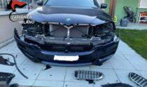 Rubavano pezzi di auto di lusso e spedivano la merce su autobus di linea in Moldavia
