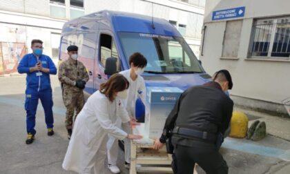Vaccini Covid: in arrivo a Pavia 14.100 nuove dosi