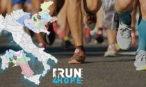 """""""Run For Hope"""", la staffetta contro il cancro fa tappa a Pavia"""