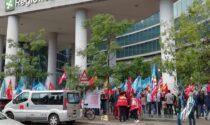 """Sicurezza sul lavoro, manifestazione dei sindacati in Regione: """"Fermare la strage"""""""