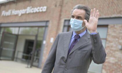 "Presidente Fontana: ""La Lombardia da oggi ha parametri da zona bianca"""