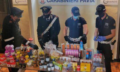 Vende farmaci e prodotti cosmetici non autorizzati: denunciata commerciante 35enne