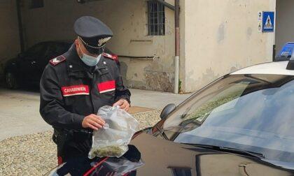 Pusher sorpreso con la droga nell'auto, denunciato