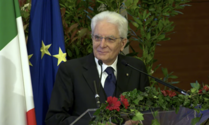 """Mattarella in visita a Brescia: """"Riparto da un'Università per dare un segnale"""""""