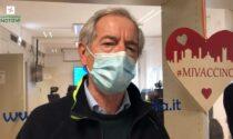 """Vaccini Covid, Bertolaso: """"Lombardia da Champions, ora vincere lo scudetto"""""""