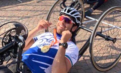 Investito da un Tir sulla handbike: grave Gioacchino Fittipaldi. E' nel team di squadra di Alex Zanardi