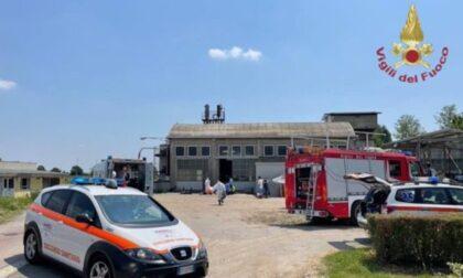 Investiti da vapori di ammoniaca: morti due operai a Villanterio