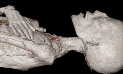 Online le autopsie (virtuali) delle mummie del Museo di Archeologia dell'Università di Pavia
