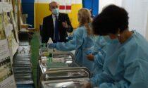Centro vaccinale di Broni Stradella: 2mila vaccinazioni nei primi 10 giorni