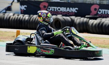 Toscano Racing: Michele Milanesi alla guida dei TB Kart 125 2t terzo nella classifica Nazionale e in quella Globale
