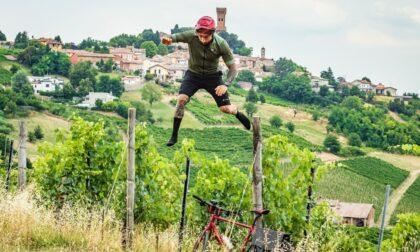 Vittorio Brumotti in tour in cerca delle eccellenze d'Italia: partenza dall'Oltrepò