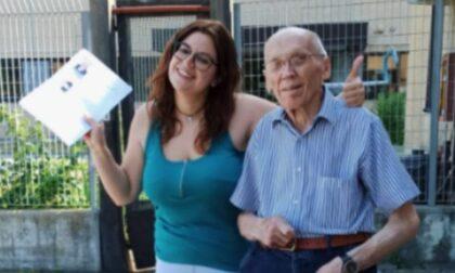 Luigi, pronto per la patente all'età di 91 anni. Ma gli haters non perdonano