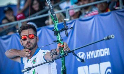 Olimpiadi Tokyo 2020: il vogherese Mauro Nespoli argento nel tiro con l'arco