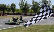 Il Toscano Racing Team debutta sui 125 2t TB Kart e sfiora il podio con Milanesi