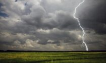Rischio forti temporali: allerta meteo arancione (almeno) fino a mezzanotte