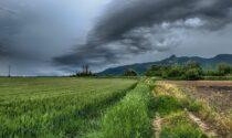 In arrivo forti temporali: allerta meteo gialla anche in provincia di Pavia